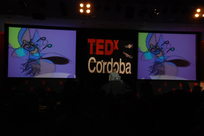 TEDx Córdoba 2012. Foto de TEDx